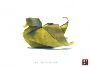 Origami Ente